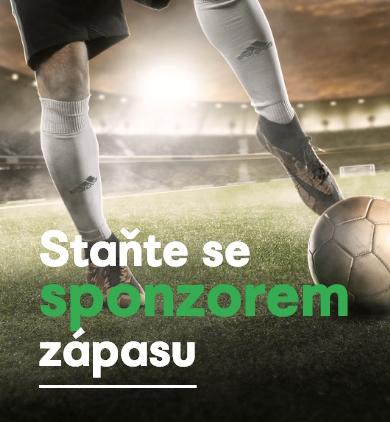 Staň se sponsorem